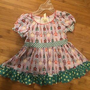 Matilda Jane jumprope tunic